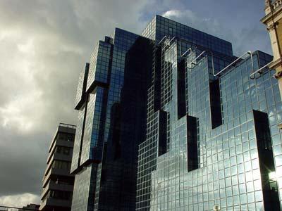 Black Building