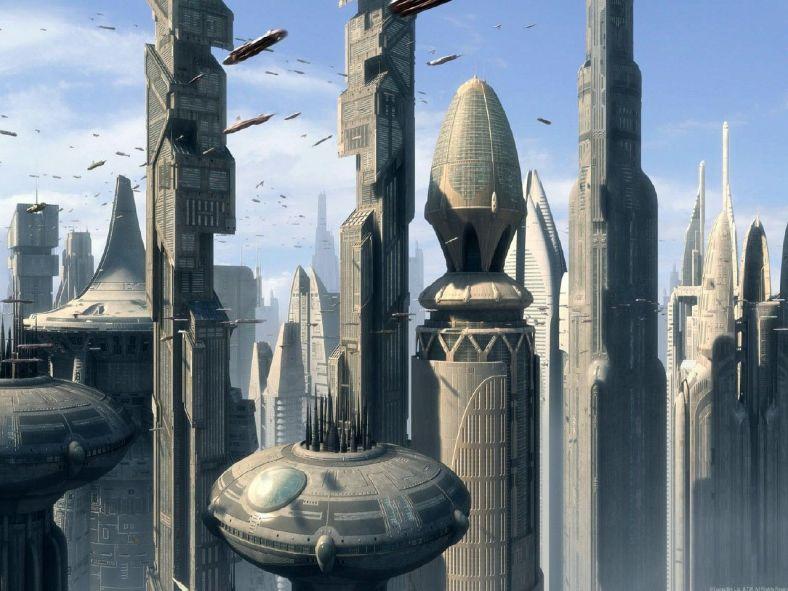 Coruscant 3
