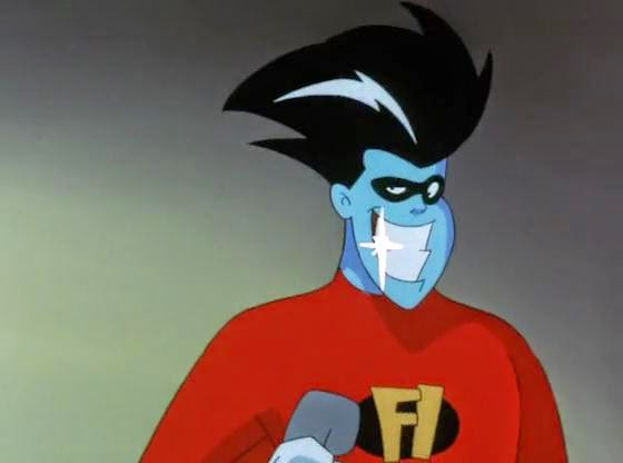 Freakazoid Shiny Teeth
