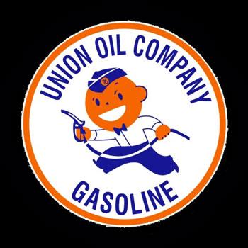 76 Union Minite Man Service Man