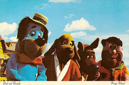 HB Land Mascots 2