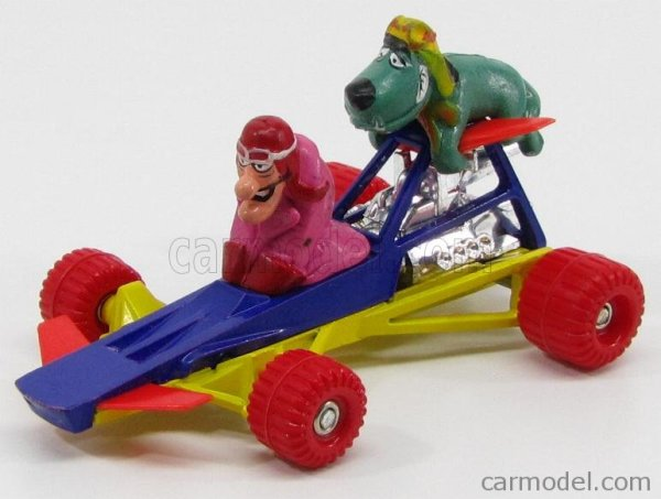 Corgi Dick Dastardly Racer