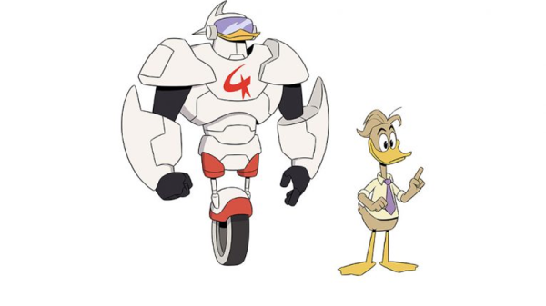 Gizmoduck 2017