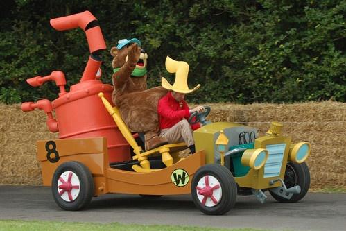 Wacky Races Real Life Arkansas Chug-A-Bug