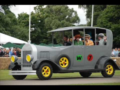 Wacky Races Real Life Bullet Proof Bomb 2