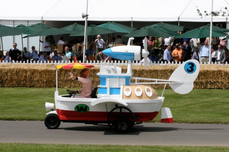 Wacky Races Real Life Convert-A-Car