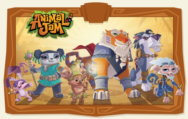 Animal Jam Alphas