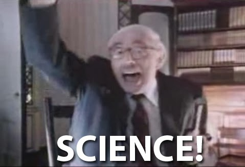 She Blinded Me with Science!