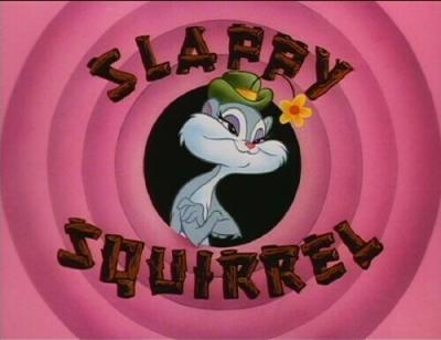 Slappy Squirrel Title Card