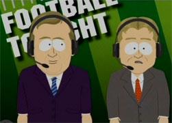 South Park Sportscasters