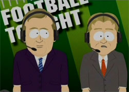 South Park Sportscasters
