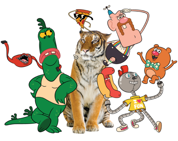 Uncle Grandpa & Friends