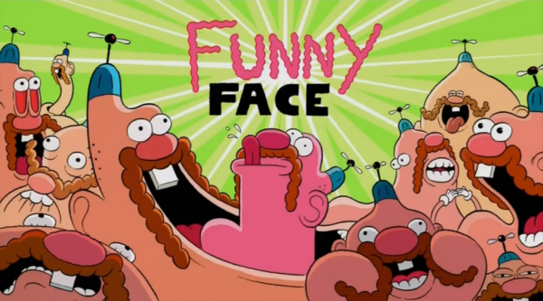 Funny Face 1