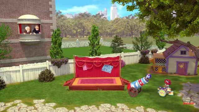 Muppet Babies 2018 Backyard 1