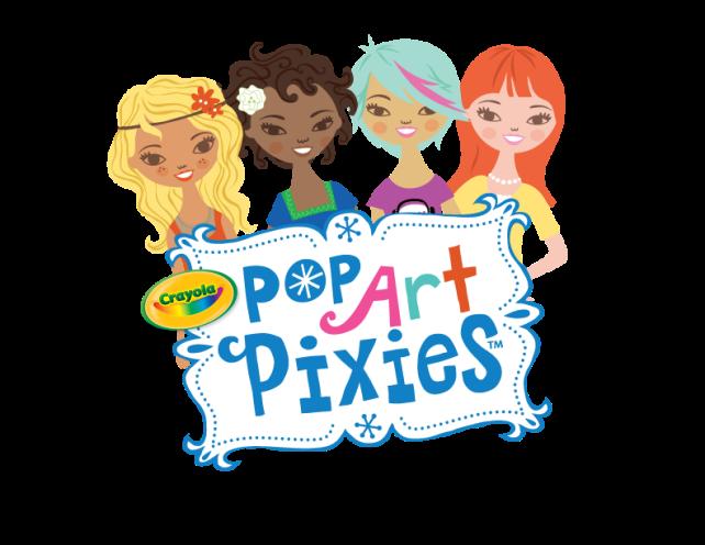 Pop Art Pixies