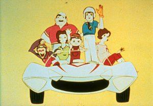 Speed Racer Mifune Family