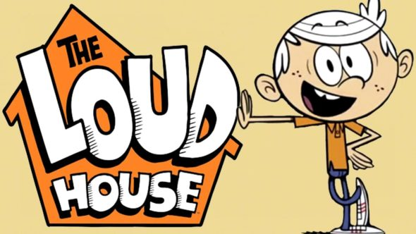 The Loud House title card
