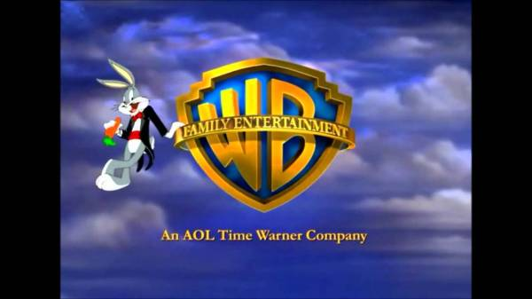 WB logo with Bugs