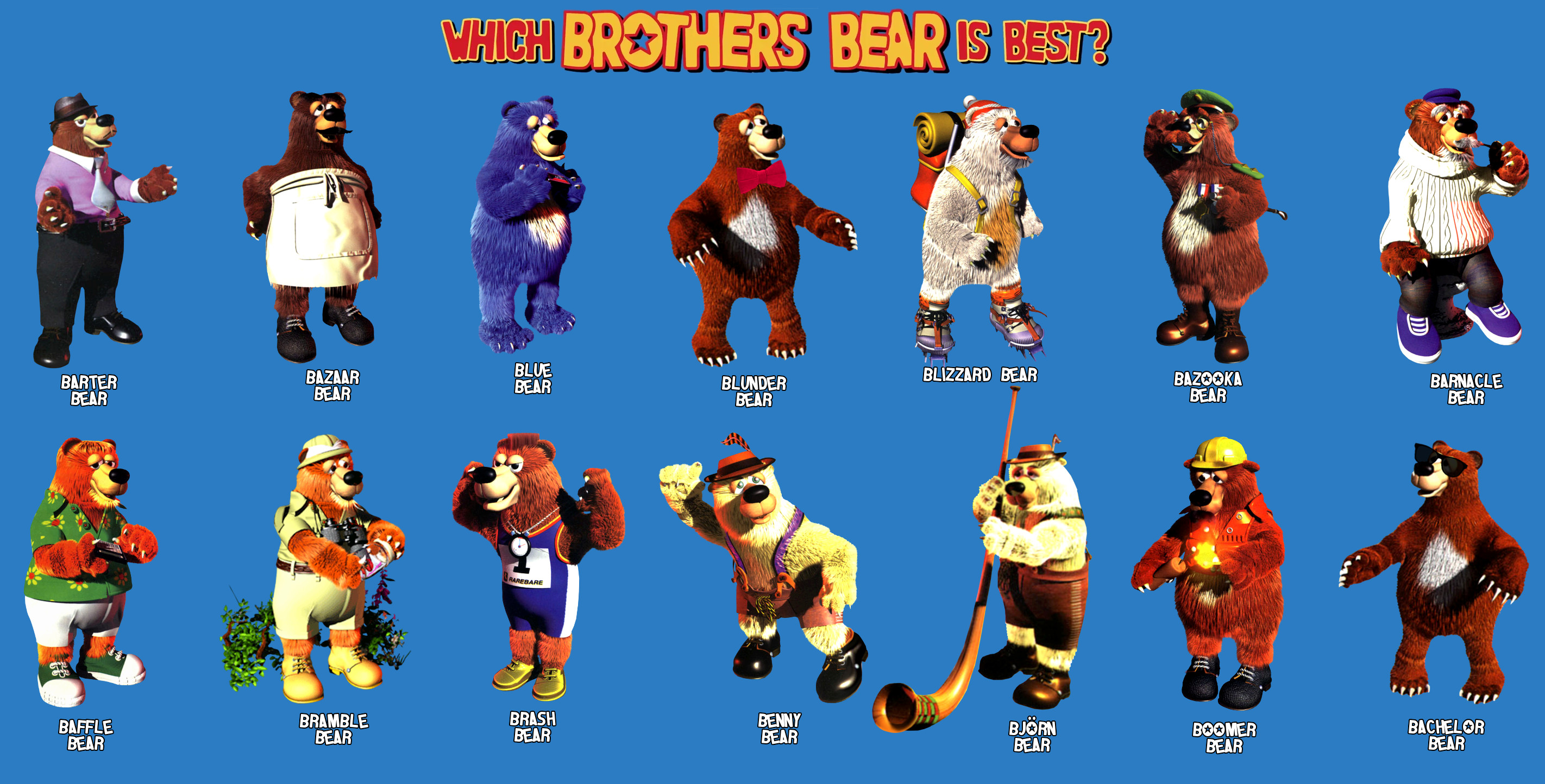 Brothers Bear