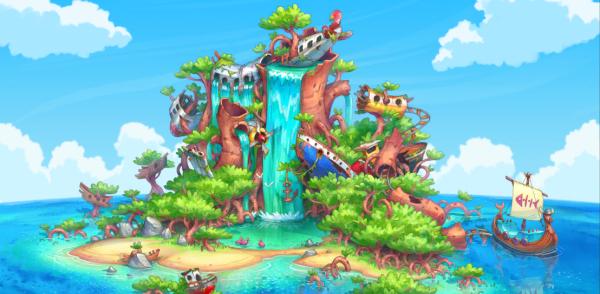 Donkey Kong Island 2