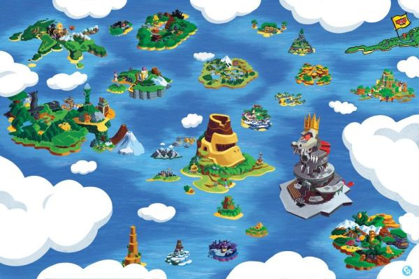 Donkey Kong Islands