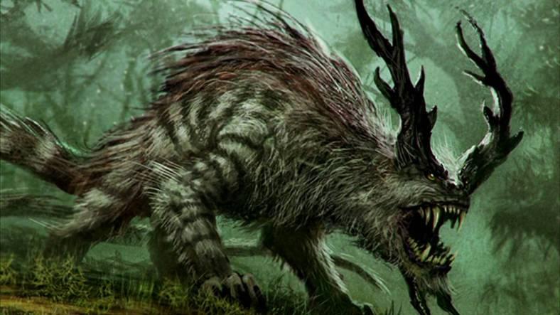 Forest Monster
