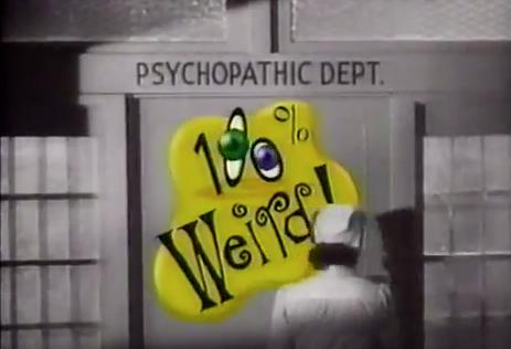 100 Weird