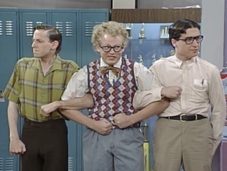 Saved By the Bell Nerds 2
