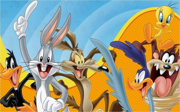 looney-tunes-bugs-bunny-road-runner-daffy-duckand-of-tasmanian-devil-wallpaper